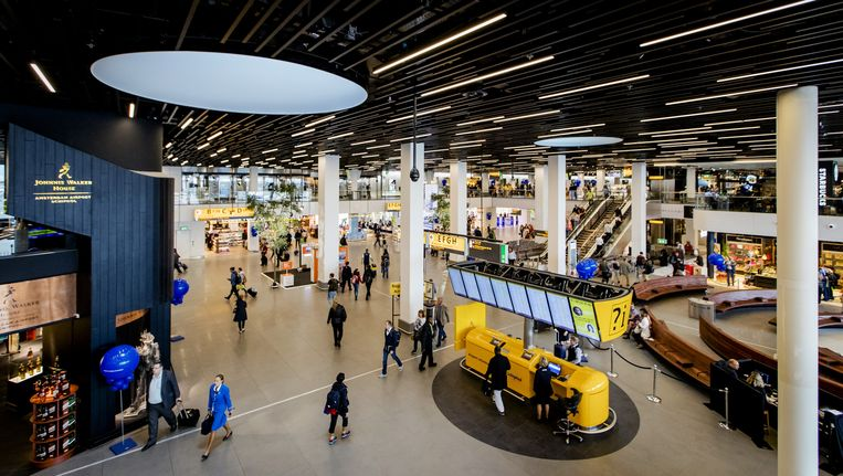 De vernieuwde terminal 2. Beeld anp