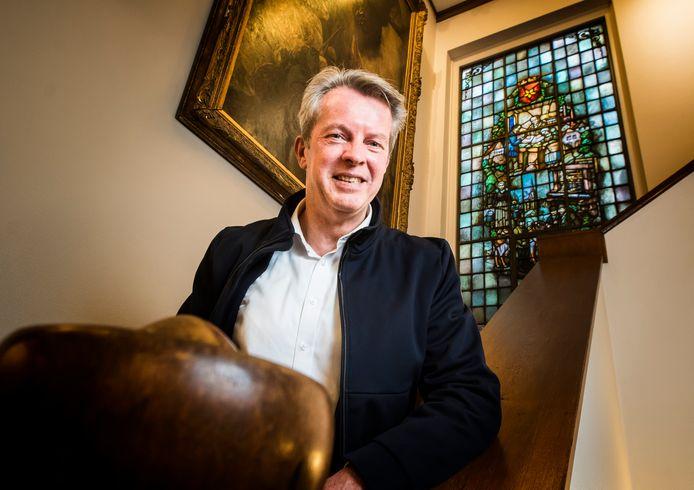 Gerrit Jan Kok is nu nog waarnemend burgemeester van Staphorst, maar vertrekt binnenkort. In mei moet een nieuwe burgemeester worden beëdigd.