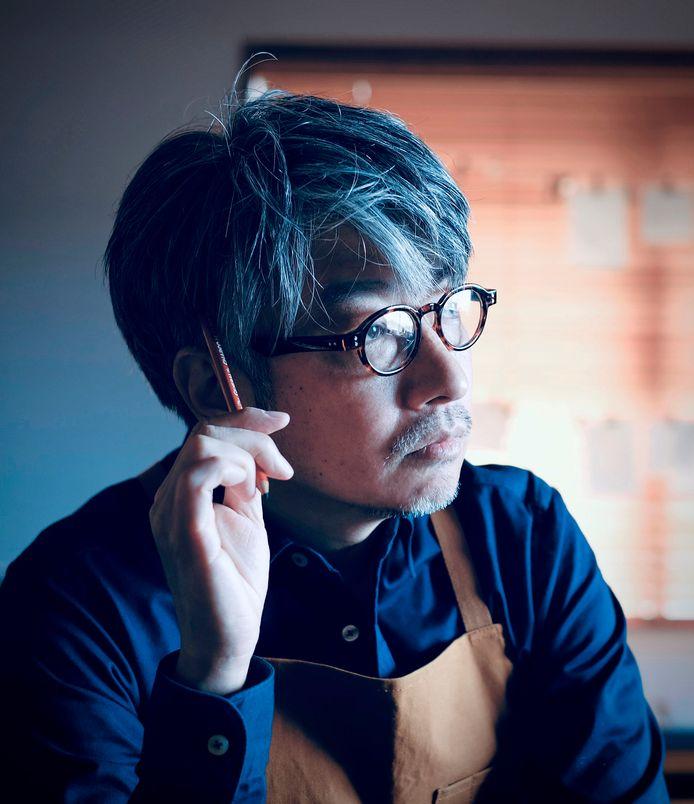 Kentaro Kobayashi, le directeur artistique du spectacle de la cérémonie des JO de Tokyo