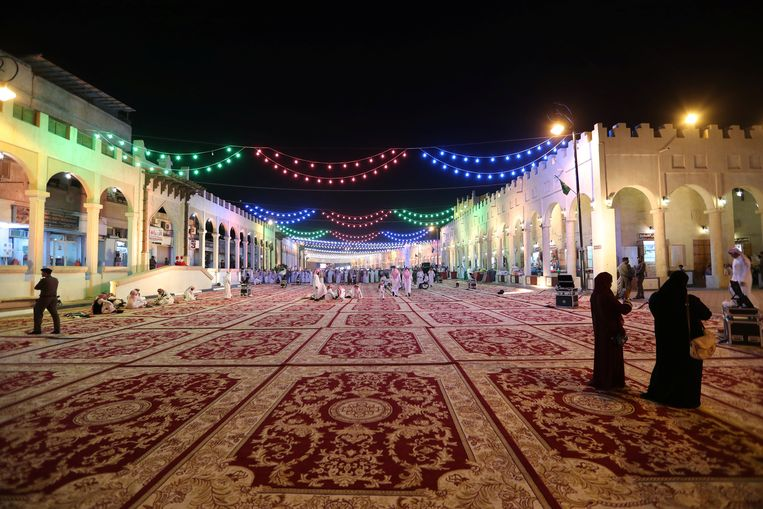 Al Ahsa in Saoedi-Arabië. Foto ter illustratie. Beeld REUTERS