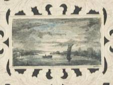 Piepklein schilderijtje van Mesdag ontdekt