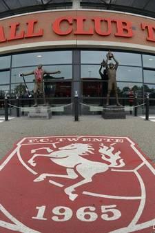 FC Twente is rellende fans zat