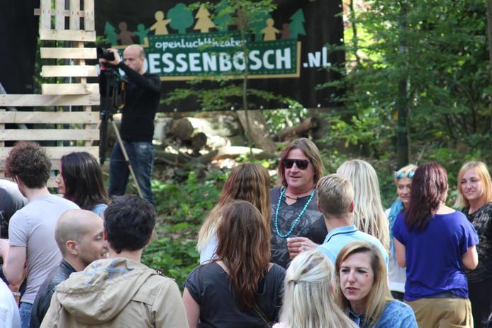 Het nieuwe hippie-festival vindt op 16 juli aanstaande plaats in Berghem.