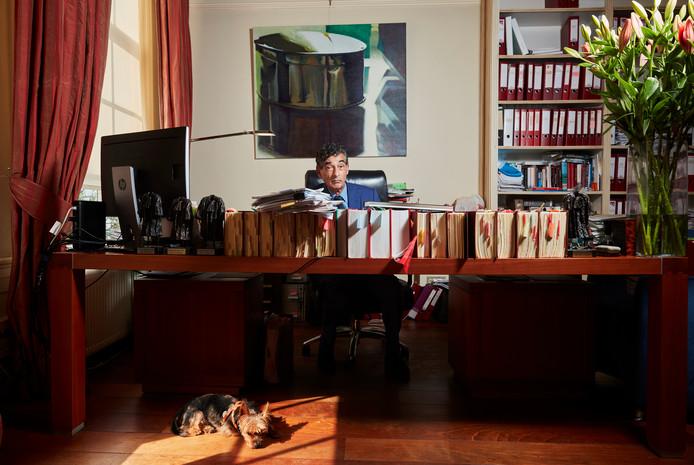 Gerard Spong: ,,Het vak van advocaat is theater van de bovenste plank.''