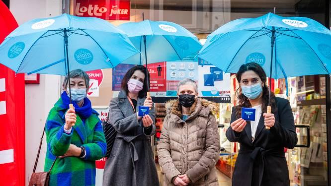 Hasselt motiveert inwoners om sigarettenpeuken 'de zak' te geven