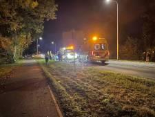 Man (32) overleden door botsing met auto in Didam
