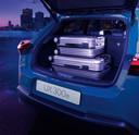 De bagageruimte van de nieuwe Lexus UX 300e.