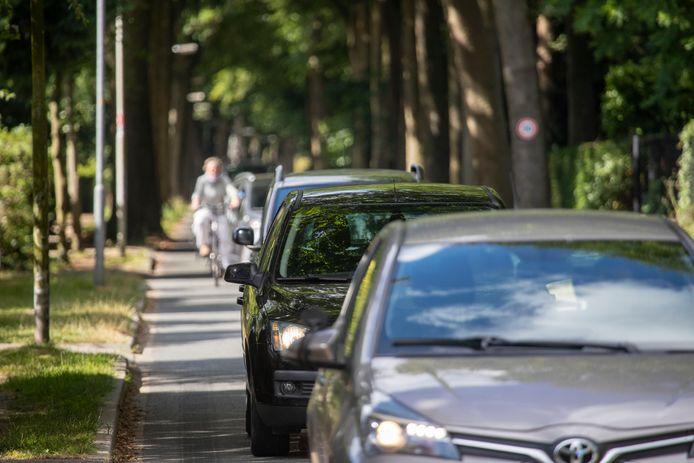 Sluipverkeer in Bennekom