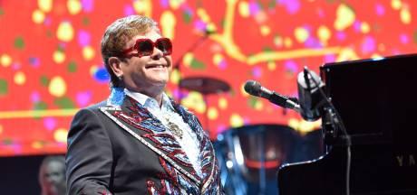 Elton John volgend jaar mogelijk voor het eerst op Glastonbury