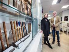 Na 94 jaar dreigt muziekwinkel Albersen uit Den Haag te verdwijnen