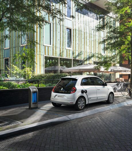 Renault Twingo wordt elektrisch