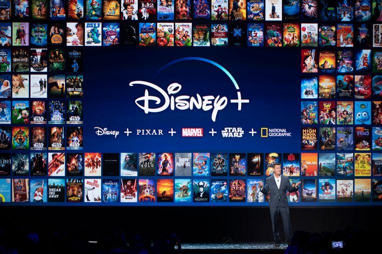 Disney+ werd voorgesteld op D23 Expo in Anaheim. Beeld The Walt Disney Company