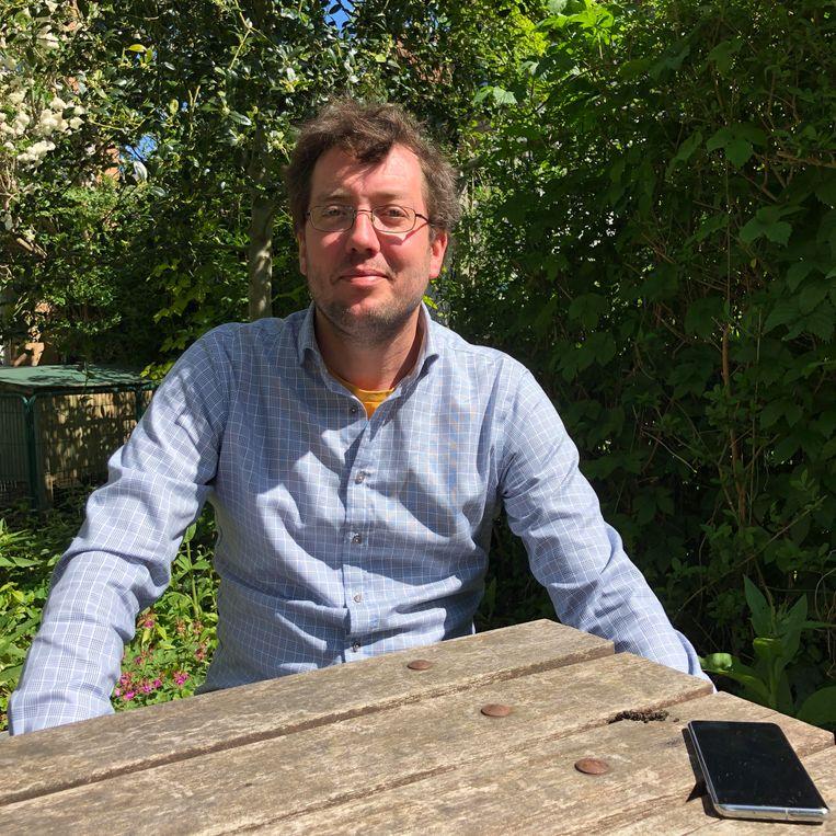 Advocaat Reinier Feiner Beeld Toine Heijmans/VK