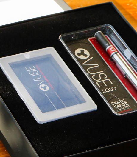 Toezichthouder VS keurt voor het eerst e-sigaret goed
