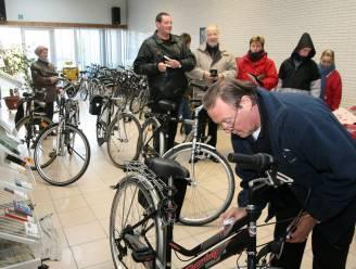 Politie registreert fietsen tegen diefstal in Brakel