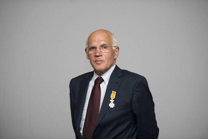 Bert Schellekens (72) uit Gemonde