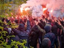 Feyenoordfan Dylan 'verloor zijn emoties' bij rellen en kijkt wedstrijden voortaan thuis
