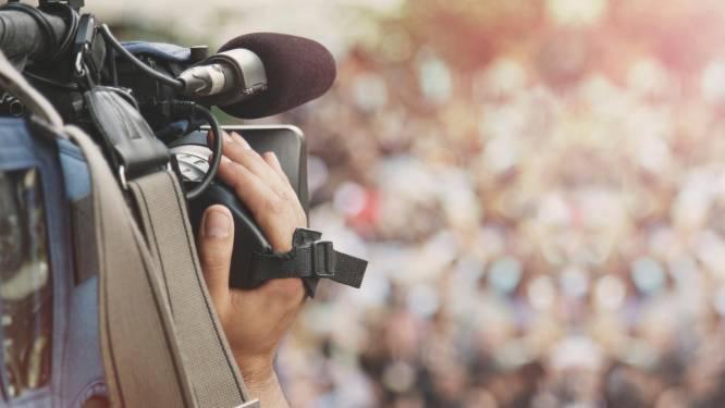 Hinder in Barones de Borrekenslaan door filmopnames