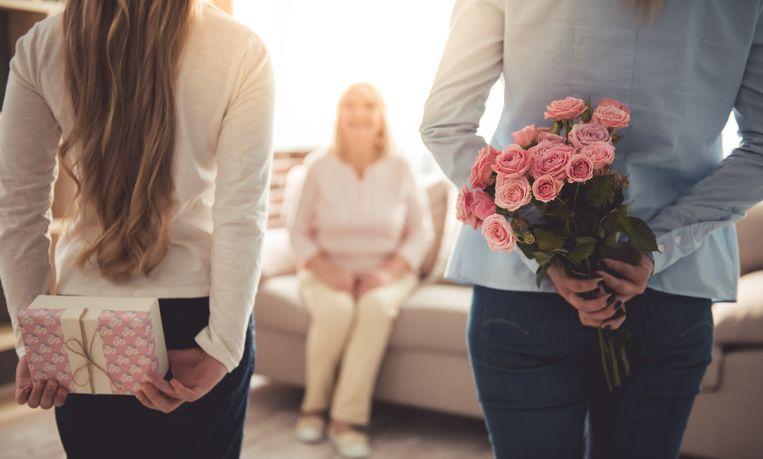 Zet u mama ook in de bloemetjes zondag? Beeld Shutterstock