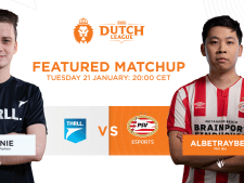 League of Legends-team PSV debuteert vanavond