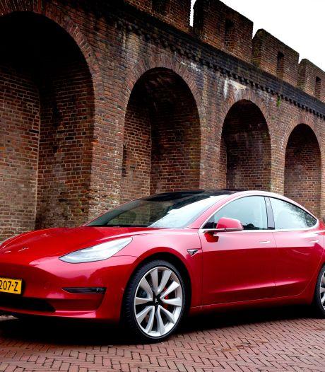 Hét dilemma van de leaserijder: Tesla Model 3 of Model S?
