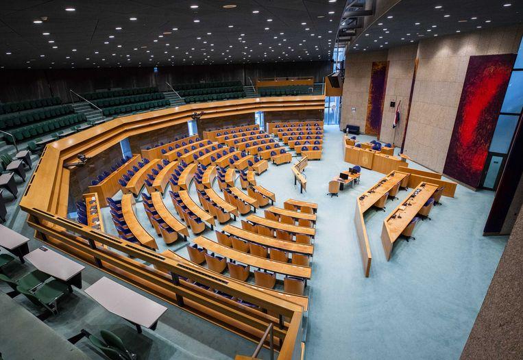 De Tweede Kamer. Beeld EPA
