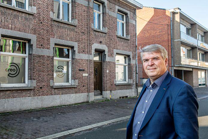 Karel Moestermans, algemeen directeur CREO.