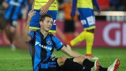 Dat was niet ingecalculeerd: Club lijdt op Jan Breydel zuur puntenverlies tegen Waasland-Beveren