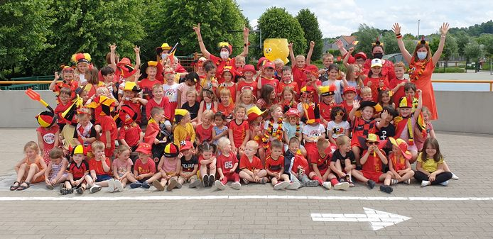 GO! Basisschool De Wereldbrug.