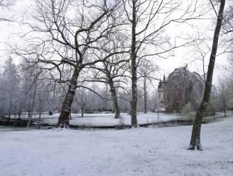 Mooie sneeuwtaferelen, maar ze zijn maar van korte duur