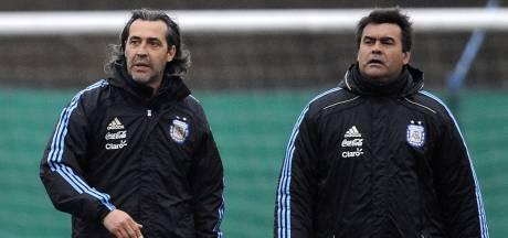 Maradona eert overleden ploeggenoot Brown (62): 'Je was een stier'