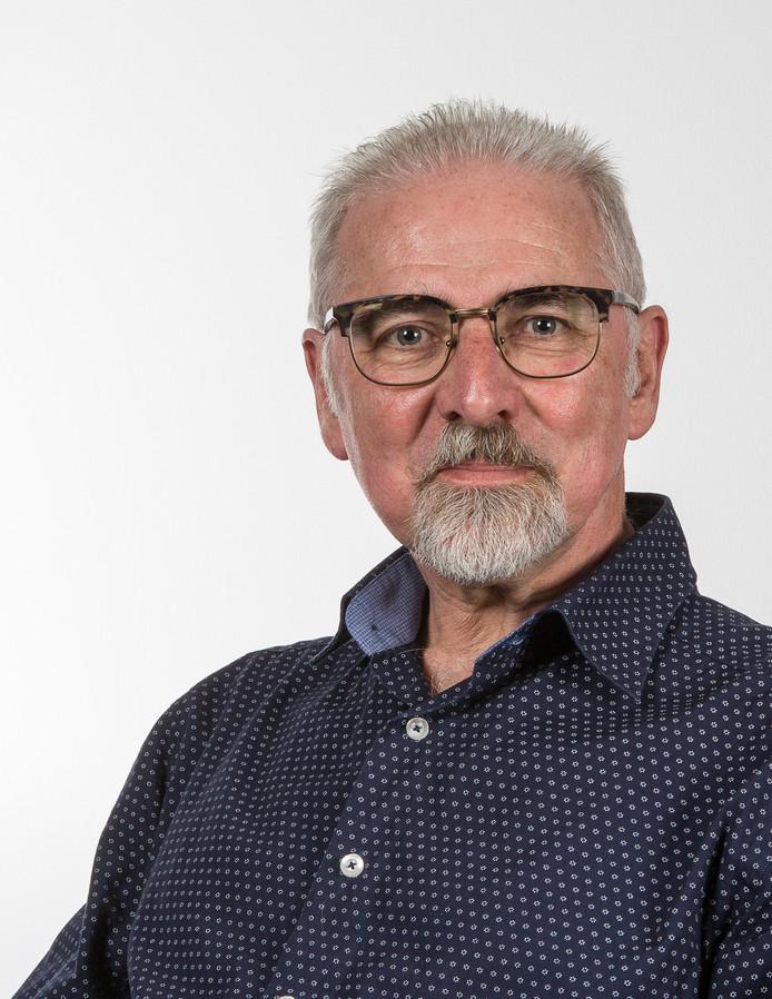 PvdA/GroenLinks-raadslid Jacques Dekkers.