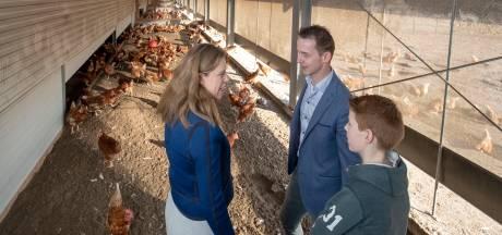 Dit pluimveebedrijf in Lunteren kwam de fipronylcrisis te boven, en krijgt nu complimenten van minister Schouten