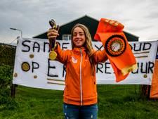 Sanne (12) is de beste van heel Europa: 'Ik had de proef nog nooit gereden'