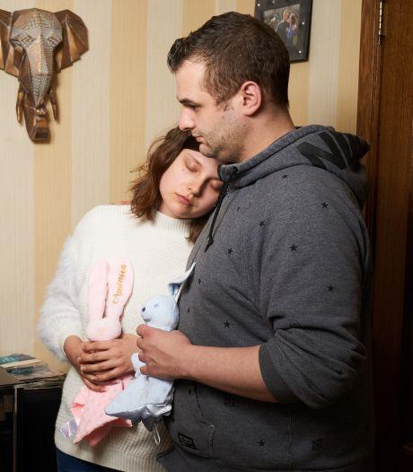 Kimberly en Simon verloren binnen een jaar twee keer een kindje tijdens de zwangerschap