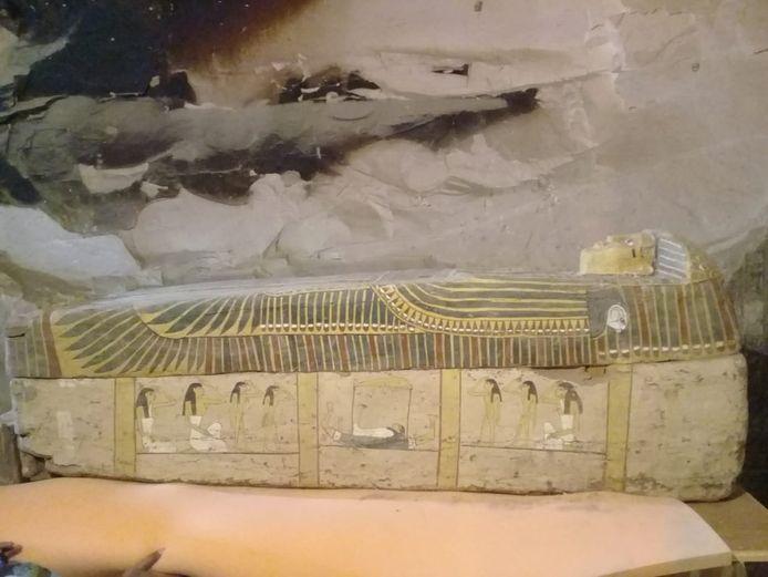 Egyptische ministerie van Oudheden