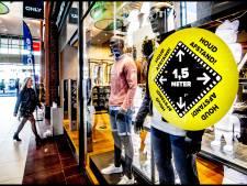 Winkels gaan weer open, omzet stijgt: 'Winkelen kan ook weer'