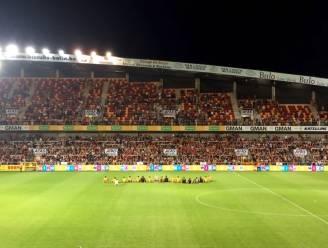 """Sit down if you hate Standard"", zo vieren Mechelse supporters winst"
