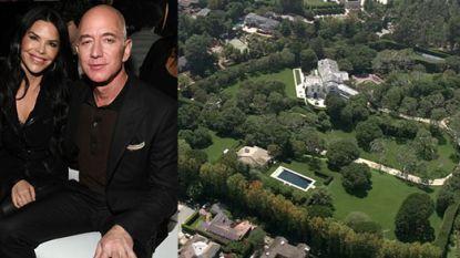 Optrekje van 150 miljoen euro: Amazon-baas Jeff Bezos koopt duurste villa ooit in LA