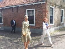 Koningin Máxima wil meer muziek voor schoolkinderen in oost-Groningen