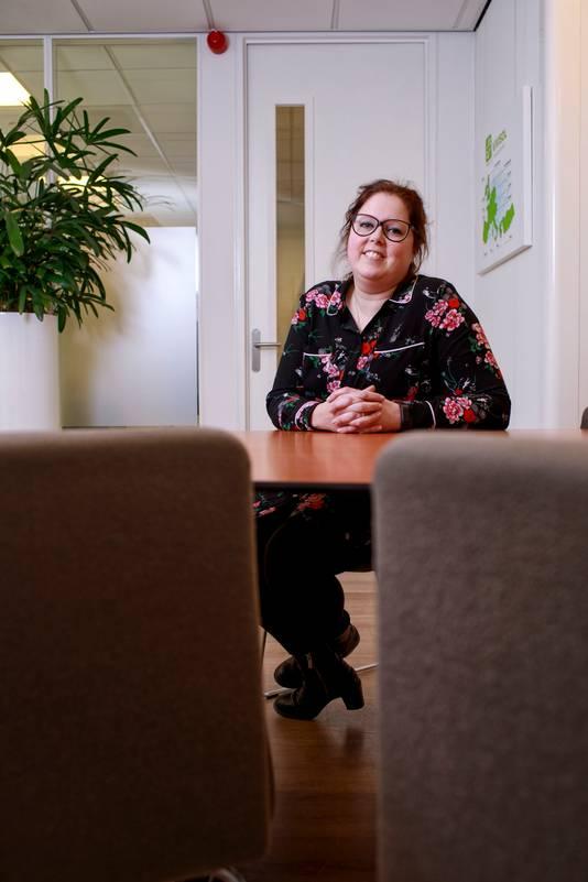 Nelice Kuijpers-Comperen (35) is introvert.