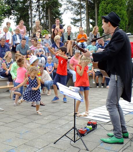 Het openluchttheater in Nispen is van iedereen