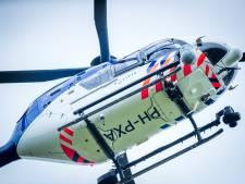 Inbrekers vluchten na inbraak zonder buit: politie weet tweetal op te pakken na inzet helikopter