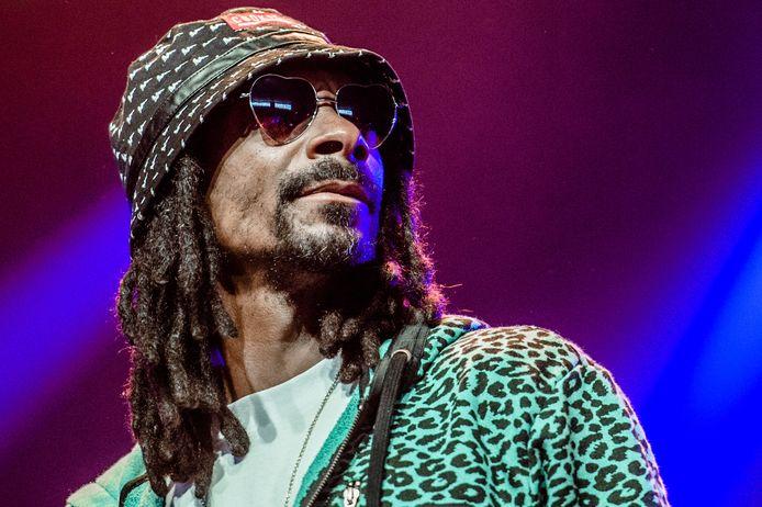 Snoop Dogg aka Snoop Lion.