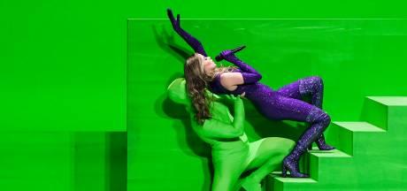 Griekse deelneemster Stefania: 'Volgende keer songfestival voor Nederland? Ik zou ja zeggen'