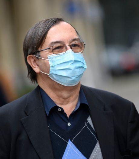 """Yves Van Laethem sur la vaccination: """"Vous aurez des effets secondaires"""""""
