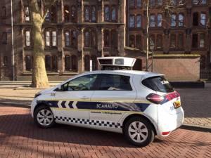 Scanauto schiet met scherp op foutparkeerders: binnen 4 maanden 137.000 euro afgerekend