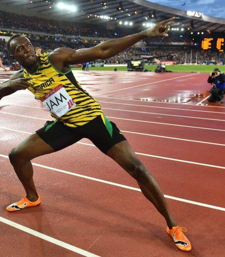 Usain Bolt offre une médaille d'or à la Jamaïque
