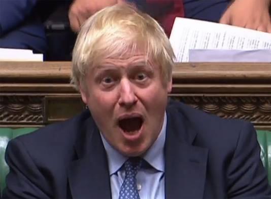 Johnson zit na de stemming van woensdag in een lastig parket.
