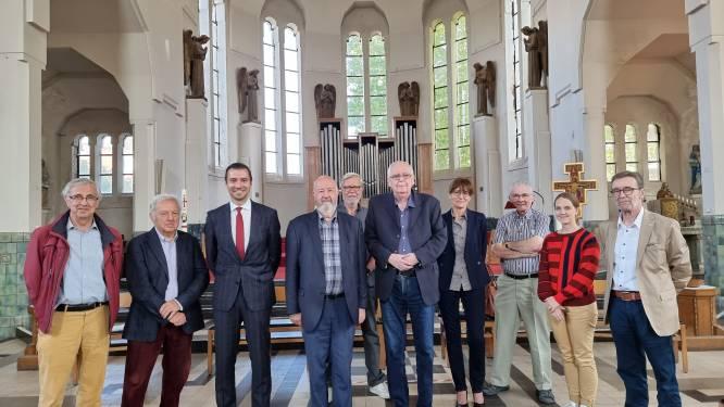 """Binnenrestauratie Sint-Rochuskerk kan van start gaan: """"Uniek interbelluminterieur wordt in ere hersteld"""""""